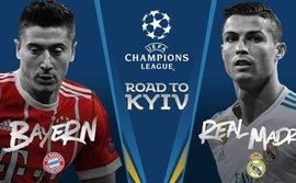 Bốc thăm bán kết Champions League: Bayern Munich