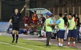 Phản đối trọng tài, HLV V-League nhận án phạt như Pep Guardiola