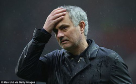 Jose Mourinho định