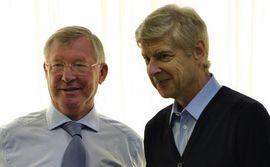 Sir Alex nói gì khi HLV Wenger quyết định chia tay Arsenal