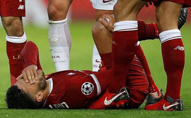 Liverpool nhận tin dữ sau đại thắng AS Roma