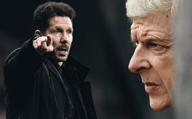Đánh bại Arsenal để thay thế Wenger, tại sao lại không Simeone nhỉ?