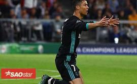 Bayern Munich - Real Madrid: Sự mờ nhạt đến 'đáng sợ' của Cristiano Ronaldo