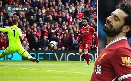 """Sau màn thăng hoa, Liverpool bỗng """"đứt dây đàn"""" đầy khó hiểu"""