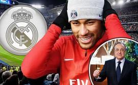 Real Madrid bán 5 cầu thủ đội hình chính, gom tiền mua Neymar!