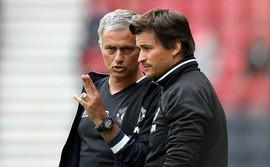 Đệ tử 17 năm của Mourinho chính thức chia tay Man United