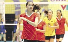 Con gái theo nghiệp bóng chuyền: Xinh là một lợi thế
