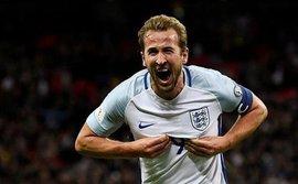 Sư tử Anh làm nóng trước thềm World Cup 2018 bằng chiến thắng nhẹ nhàng
