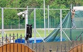 Sợ lộ 'binh pháp', tuyển Anh dựng hàng rào 4m quanh sân tập  World Cup 2018