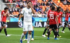 Suarez ở tận cùng thất vọng, Salah đã nở nụ cười nhưng sau tất cả Uruguay lại được ăn mừng