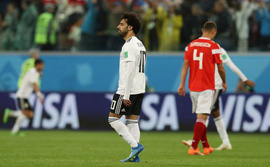 Trừ tình huống ngã kiếm penalty, Mohamed Salah chỉ là