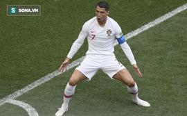 Ghi bàn ngay phút thứ 4, Ronaldo xác lập kỷ lục vô tiền khoáng hậu ở châu Âu