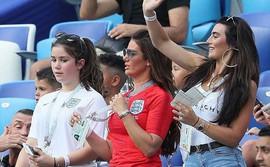 Chuyện lạ về những nàng WAGs Anh tại World Cup 2018