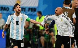 HLV Argentina lần đầu tiết lộ về vụ