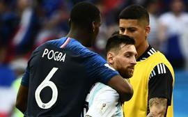 Hất Messi khỏi World Cup, Pogba vẫn nói điều khiến M10 mát lòng mát dạ
