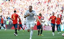 Real Madrid làm, Barca phá, Man United không cứu nổi TBN trên chấm luân lưu định mệnh