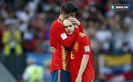 """Iniesta tuyên bố chia tay ĐTQG, gọi thất bại trước Nga là """"ngày buồn nhất sự nghiệp"""""""