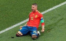 Sụp đổ sau thất bại, Ramos còn lĩnh đủ