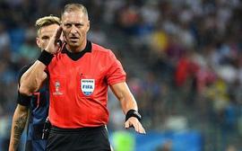 FIFA gây sốc với trọng tài bắt trận Pháp vs Uruguay