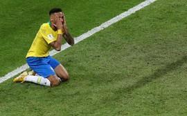 World Cup 2018: Brazil rớt đài, nhưng Neymar còn nhận điều tồi tệ gấp vạn lần thất bại