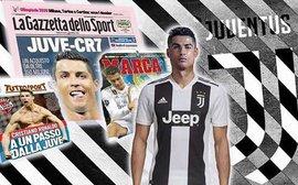 Sợ mất CĐV, Real ra 'chiêu độc' vụ bán Ronaldo cho Juventus