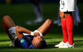 World Cup 2018: Kylian Mbappe bất ngờ nghỉ tập, CĐV Pháp lo sốt vó