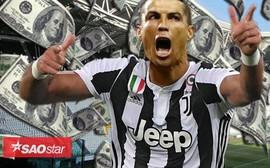 Luật thuế ở Italia giúp Ronaldo kiếm 'tiền tấn' khi gia nhập Juventus