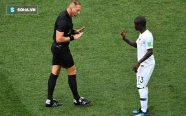 """Pháp sẽ vô địch World Cup nhờ """"vận may"""" từ trọng tài người Argentina?"""