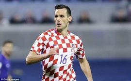 Một phút nổi loạn, sao Croatia thành