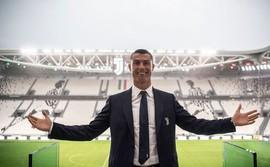 Đừng ngạc nhiên nếu tại Juventus, Ronaldo có thể chơi đến năm 40 tuổi