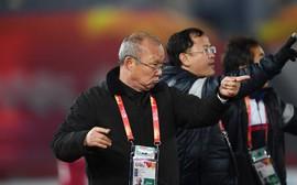 TRỰC TIẾP Bốc thăm lại vòng bảng bóng đá nam Asiad 2018: Nguy cơ cho U23 Việt Nam