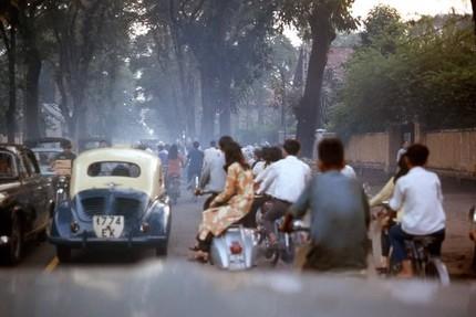 Cận cảnh vẻ đẹp của phụ nữ Sài Gòn những năm 60