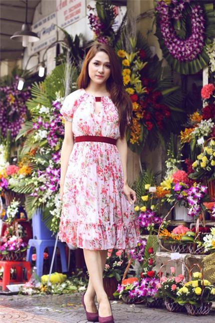 Thí sinh chuyển giới Hương Giang Idol sắp cưới? 8