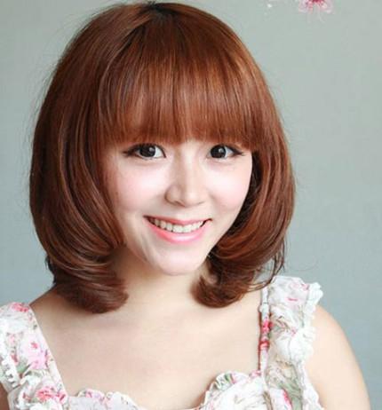 Tạo kiểu tóc phù hợp cho nàng tóc mỏng 4