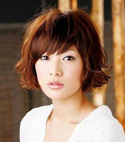 Tạo kiểu tóc phù hợp cho nàng tóc mỏng 2