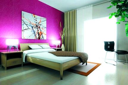Màu sắc phòng ngủ cho người mệnh thổ 1