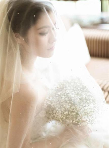 Ngắm ảnh cưới lãng mạn của Bích Huyền 8