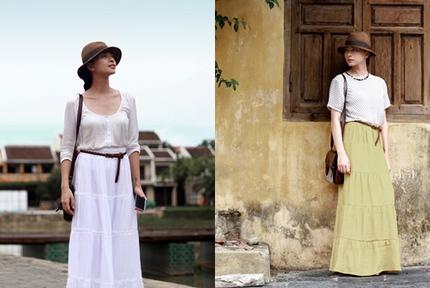 Mặc đồ dạo phố giao mùa đẹp như sao Việt 3