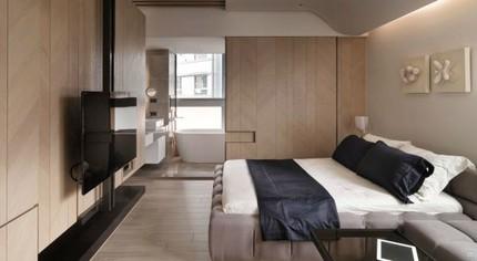 4a74b6baitrinoithatthongminhva Chia sẻ cách bài trí nội thất tiện nghi cho căn hộ 21 m²