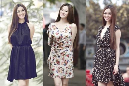 Mặc đồ dạo phố giao mùa đẹp như sao Việt 2