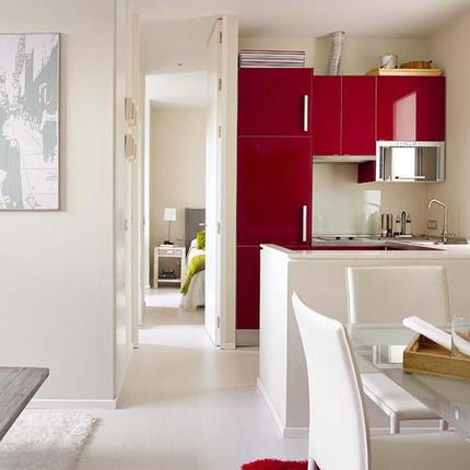 Hiện đại và tiện nghi căn hộ 45m² 3