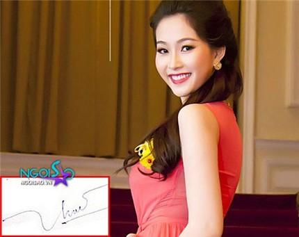 Tò mò chữ ký của sao Việt 16