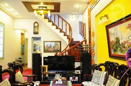 Ngắm nhà tiện nghi, hiện đại nơi phố cổ Hà Nội chật hẹp 9