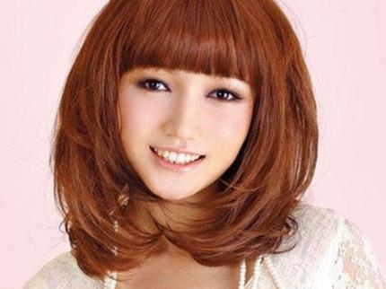 Tạo kiểu tóc phù hợp cho nàng tóc mỏng 5