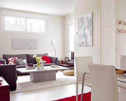 Hiện đại và tiện nghi căn hộ 45m² 4