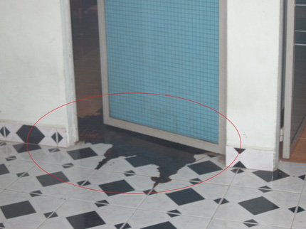 Phát hiện tử thi phân hủy trong căn nhà khóa cửa 1
