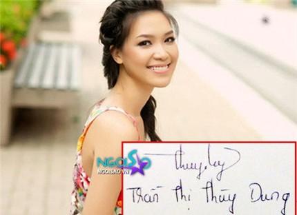 Tò mò chữ ký của sao Việt 10