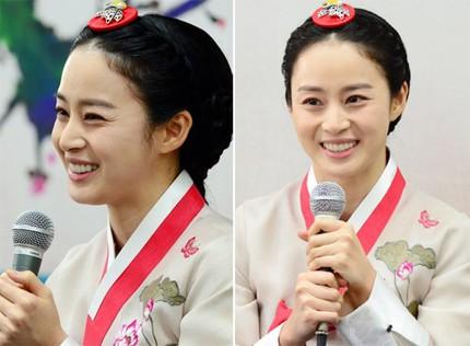 Kim Tae Hee lần đầu nói về người tình Bi Rain
