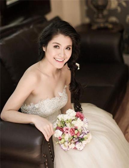 Ngắm ảnh cưới lãng mạn của Bích Huyền 2