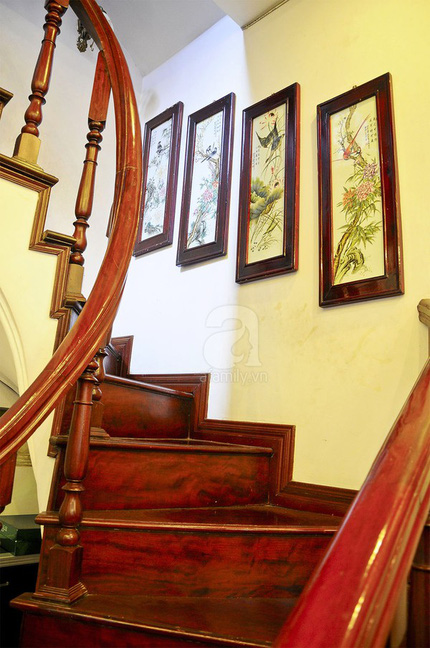 Ngắm nhà tiện nghi, hiện đại nơi phố cổ Hà Nội chật hẹp 15